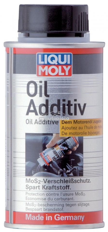 Aditiv ulei cu MOS2 Liqui Moly 125 ml