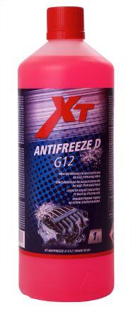 Antigel concentrat XT G12+ Rosu / Roz 1 L
