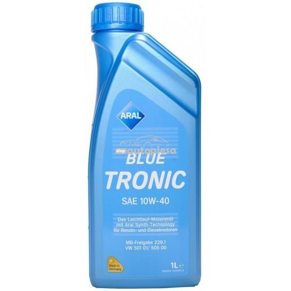 Ulei motor ARAL Blue Tronic 10W40 1 L