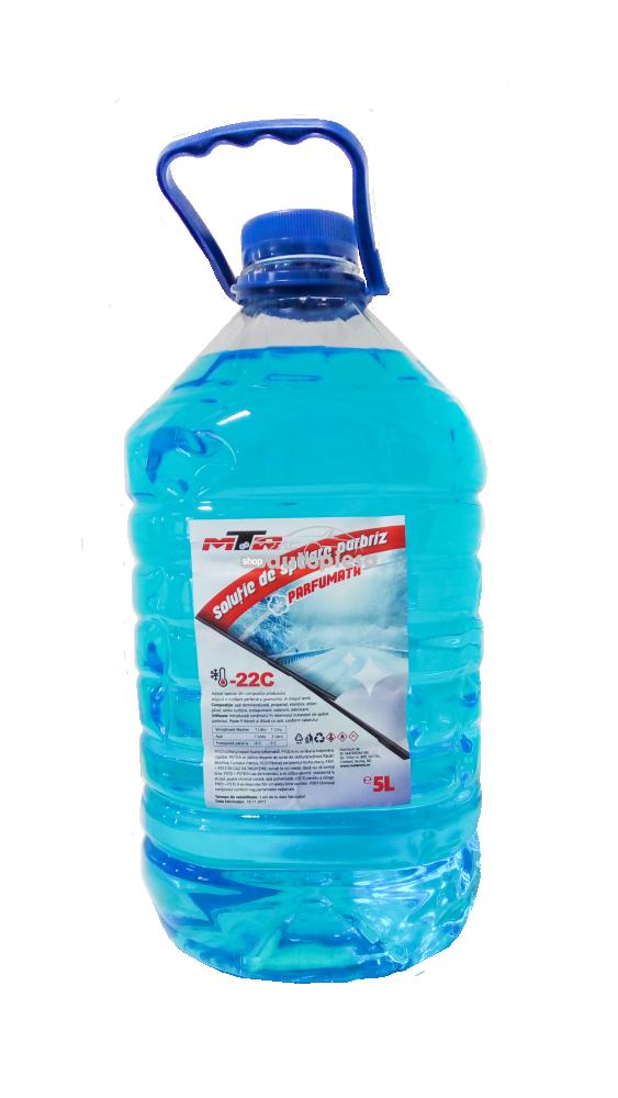 Lichid de parbriz iarna -22°C MTR 5L