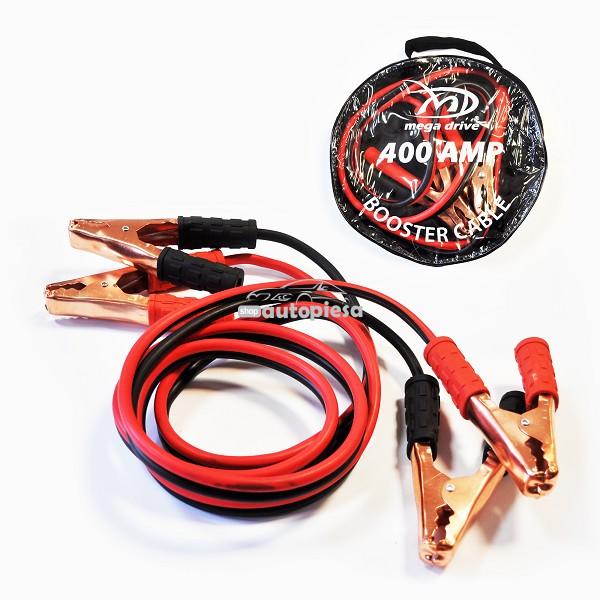 Cabluri pornire 400A 2.5 metri MEGA DRIVE