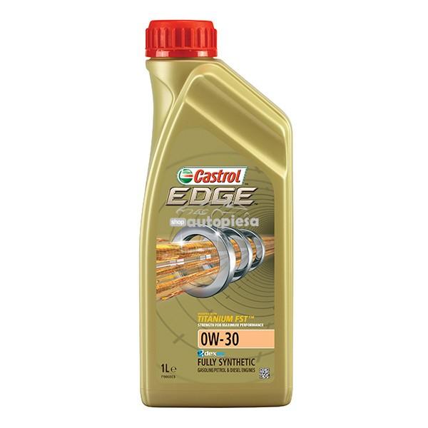 Ulei motor Castrol EDGE Titanium FST 0W30 1L