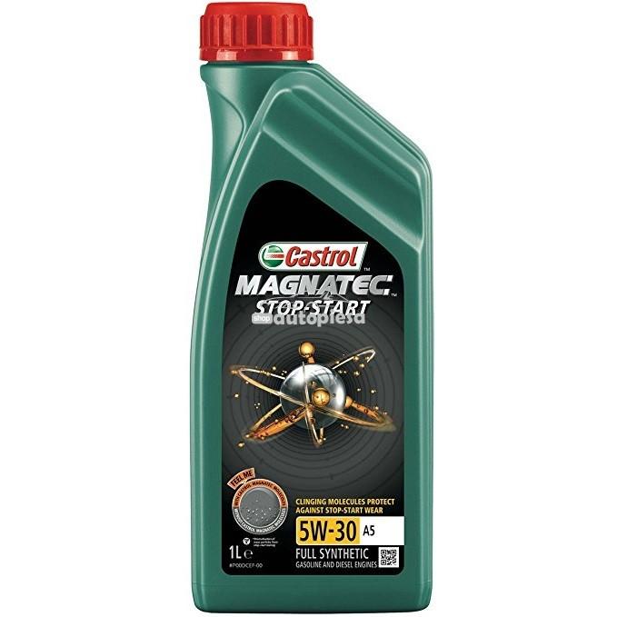 Ulei motor Castrol Magnatec Start-Stop 5W30 A5 1L