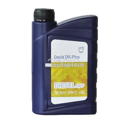 Ulei motor DACIA Oil Plus DPF Diesel 5W30 1 L