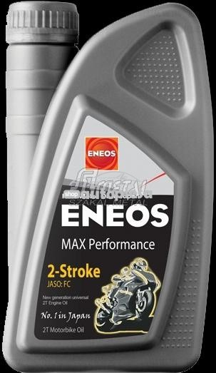 Ulei motor pentru motociclete ENEOS Max Performance 2T 1L