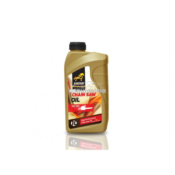 Ulei drujba KROSS Chainsaw Oil 1L