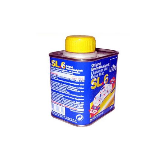Lichid de frana ATE SL6 DOT4 ESP 250 ML