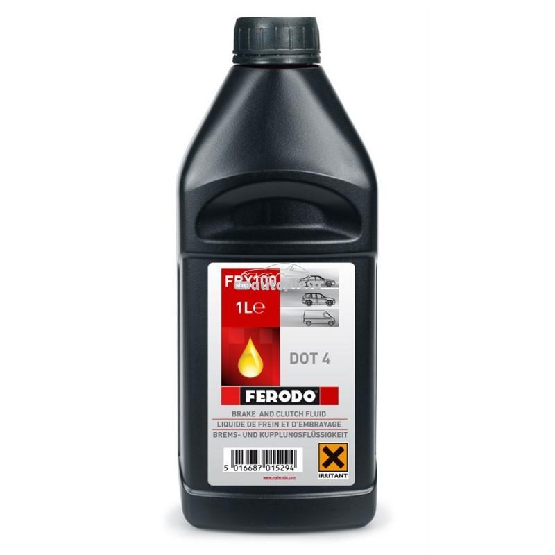 Lichid de frana FERODO DOT4 1 L