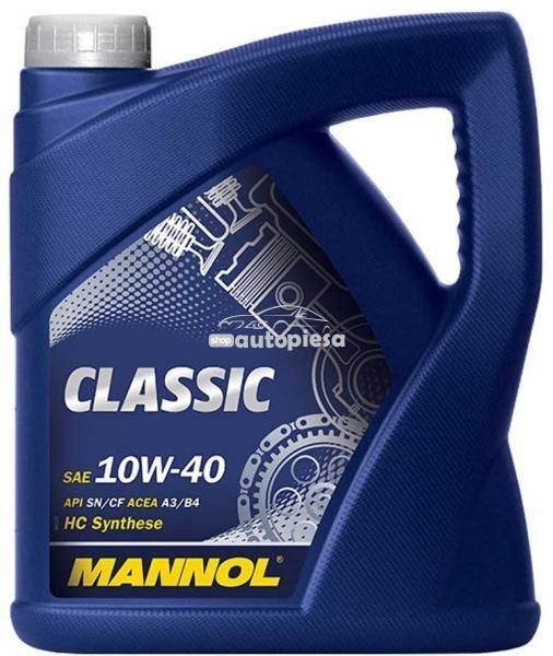 Ulei motor MANNOL Classic 10W40 4 L