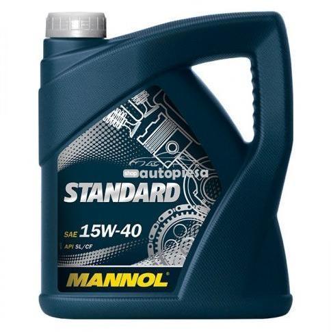 Ulei motor MANNOL Standard 15W40 4 L