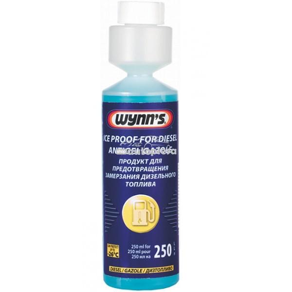 Aditiv diesel antiparafina WYNNS 250 ml
