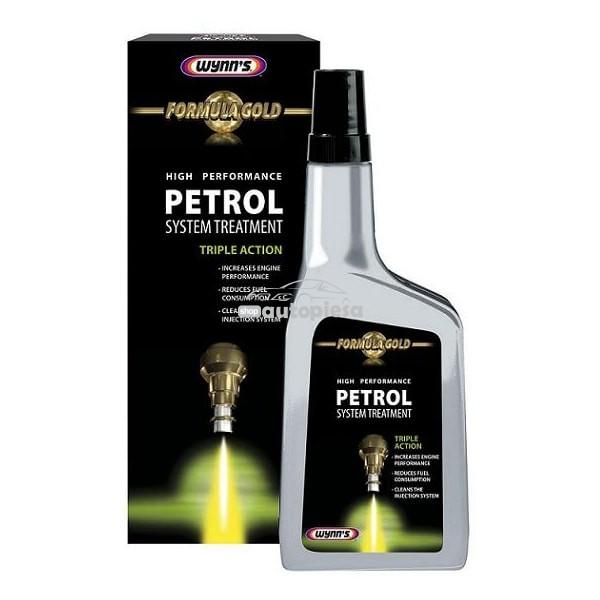 Aditiv benzina WYNNS Formula Gold 500 ml