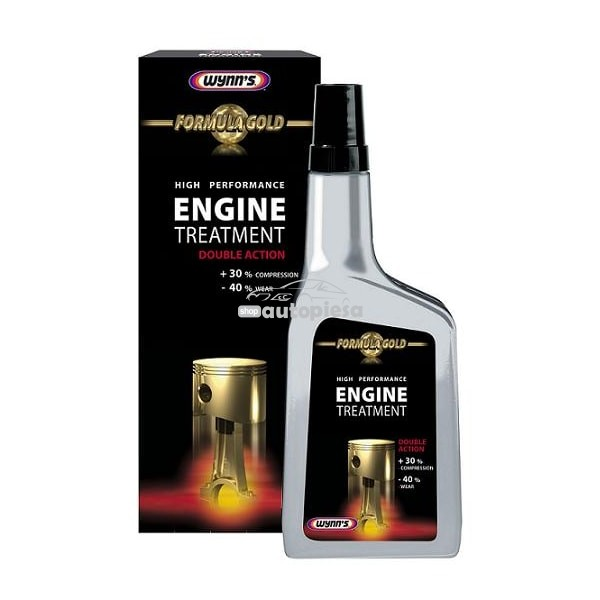 Aditiv tratament motor WYNNS Formula Gold 500 ml