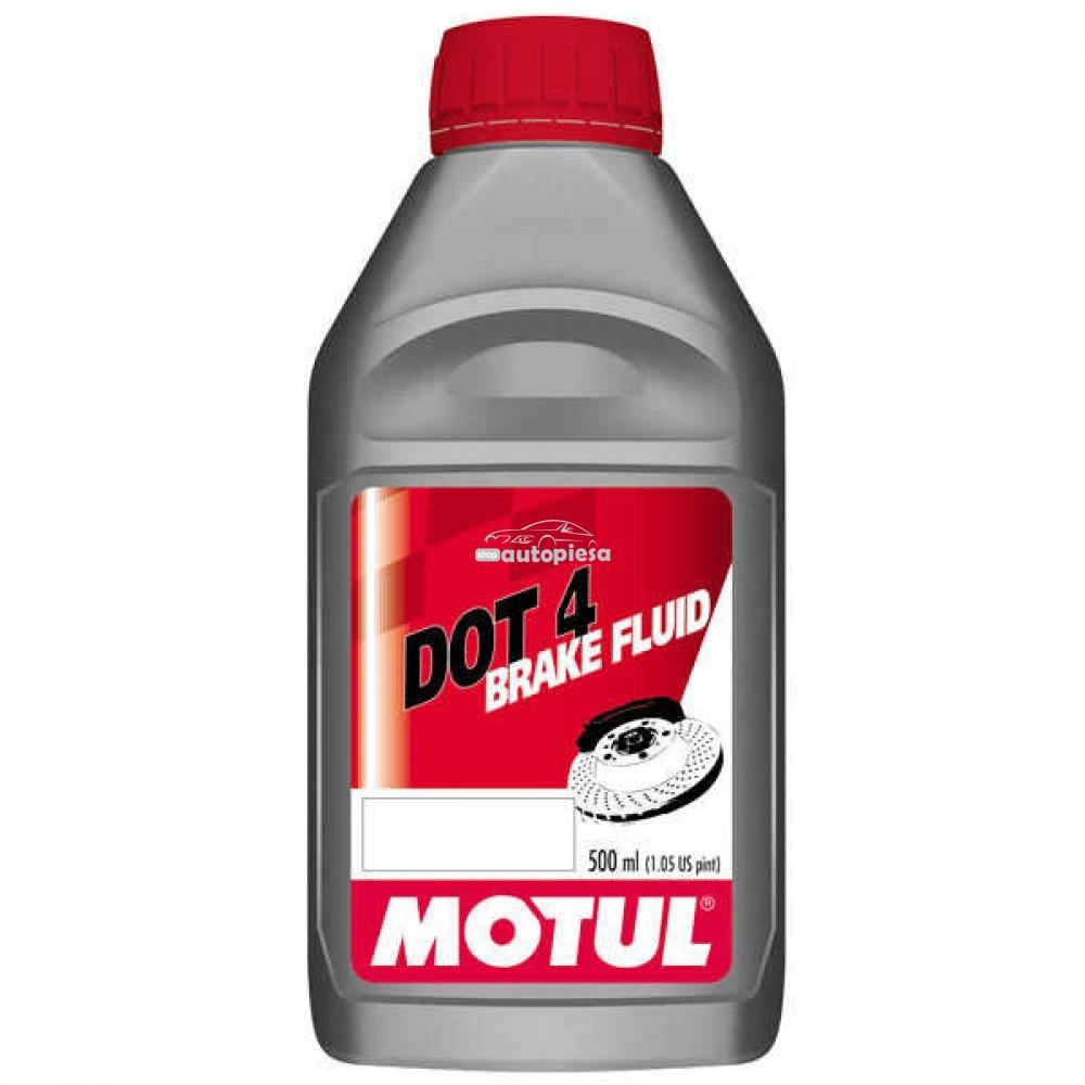 Lichid de frana MOTUL DOT4 500 ML