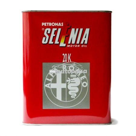Ulei motor SELENIA 20K Alfa Romeo 10W40 bidon tabla 2L