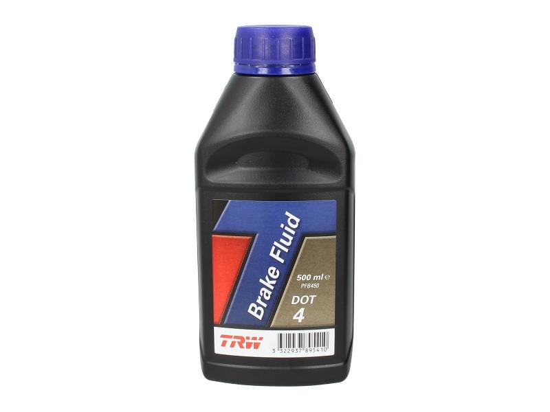 Lichid de frana TRW DOT4 500 ML