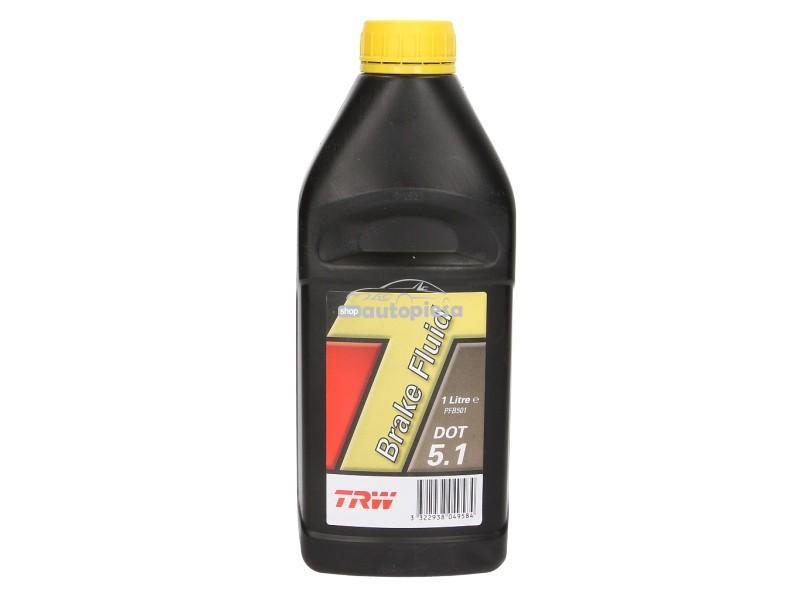 Lichid de frana TRW DOT5.1 1 L