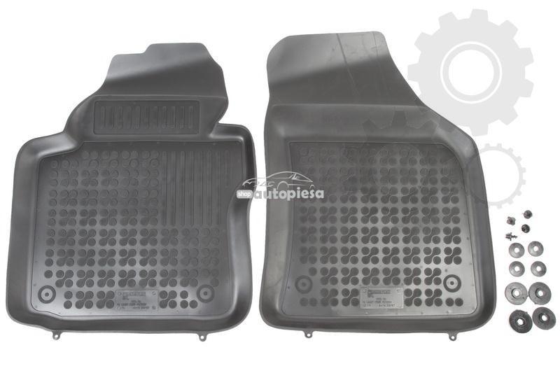 Covorase auto VW Caddy 3 III (2003 ->) REZAW PLAST