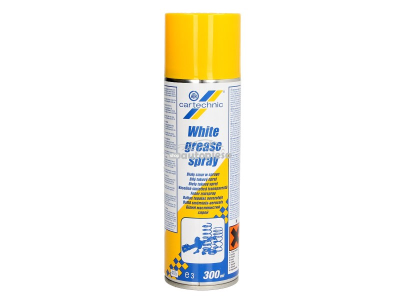 Spray vaselina alba CARTECHNIC 300 ML