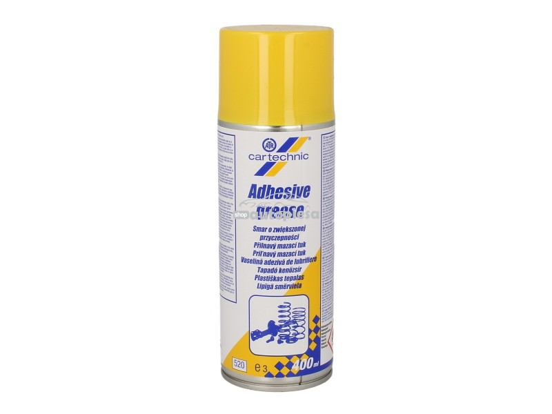Spray vaselina cu densitate mare CARTECHNIC 400 ML