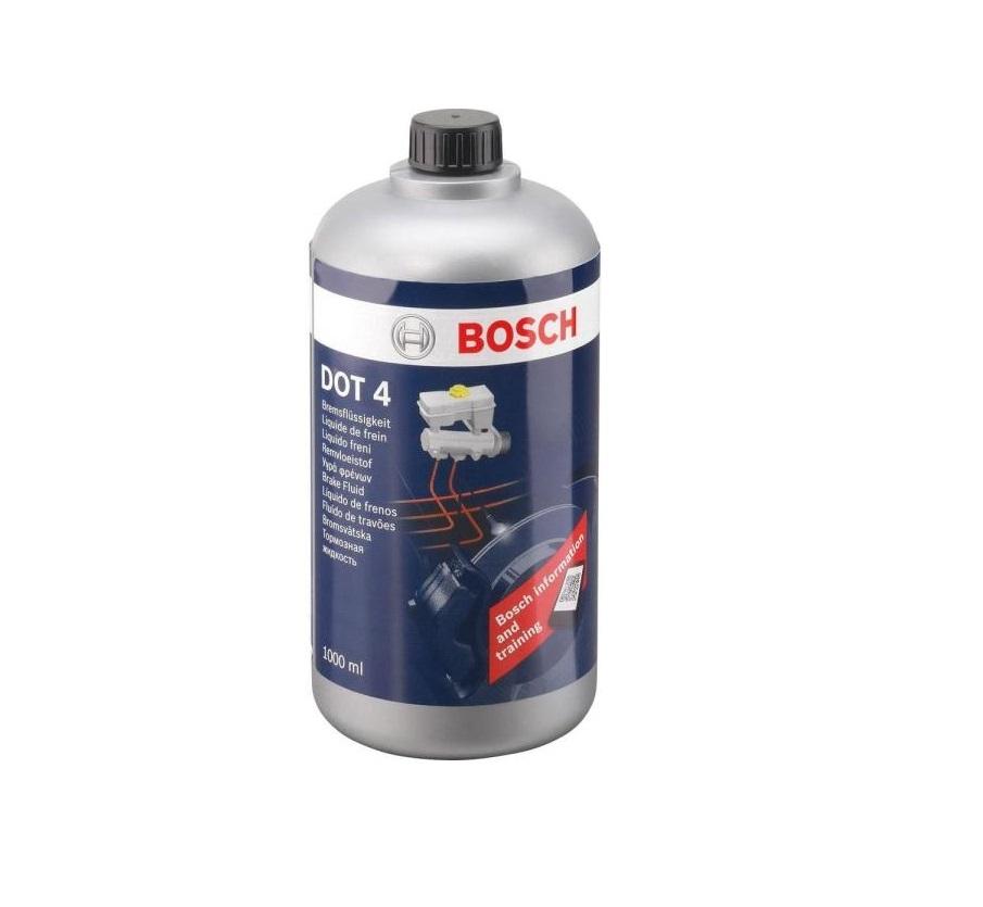 Lichid de frana BOSCH DOT4 1 L