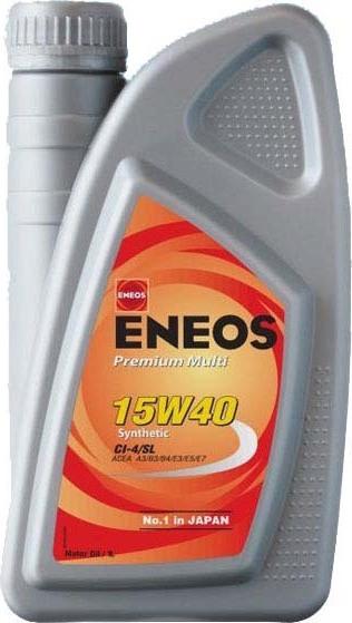 Ulei motor ENEOS Premium Multi 15W40 1L
