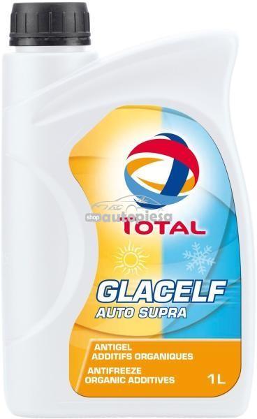 Antigel concentrat TOTAL Glacelf Supra G12 Rosu / Roz 1 L