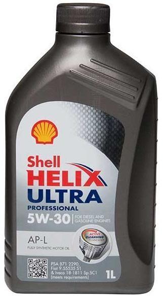 Ulei motor SHELL Helix Ultra AP-L 5W30 1L